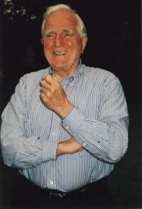 Douglas Engelbart, Atherton 2005, foto door Dorien Zandbergen