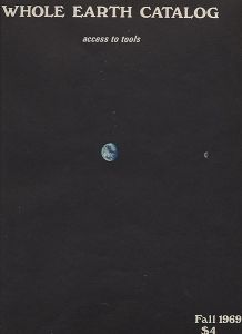 Whole Earth Catalog, 1968